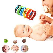 For 1 pcs Mosquito Repellent Bracelet Wristband Band Children Adult Anti-Toxic