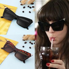 Fashion Women Cat Eye Sharp Glasses Summer Cool Sunglasses New SW