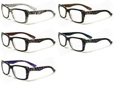 D.G DESIGNER READING GLASSES MENS WOMENS LADIES ANIMAL SPECTACLES R2012 NEW