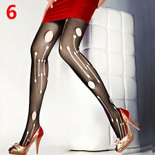 Fashion Sexy Womens Fishnet Pantyhose Tights Stockings Hosiery Hollow New