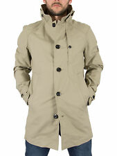G-Star Men's Garber Trench Coat, Beige