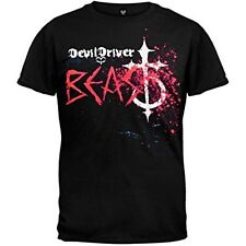 Devil Driver Beast Special Edition T-Shirt Black S M Heavy Metal Licensed New