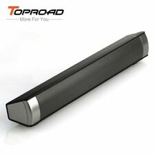 TOPROAD 10W Bluetooth Speaker Sound Bar Wireless Subwoofer Soundbar Receiver Ste