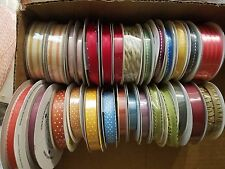 Stampin up Assorted Ribbon
