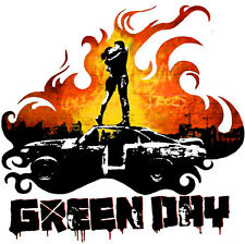 Green Day Rock Music Photo/Poster/Print or T-Shirt Transfer