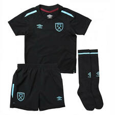 West Ham United Kids Away Kit 2017/18