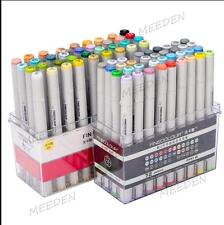 72/36 Pcs Artist Sketch Copic Markers for School Drawing Mark Pen Classic Design