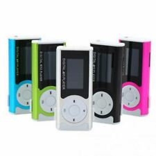 Mini 1.3 LCD Display MP3 Player Clip Type Portable MP3 Player With Speaker Funct