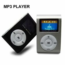 New Portable MP3 Music Player LCD Screen Mini Clip Multicolor MP3 Player With Mi