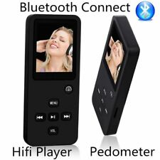 2017 New 8GB 16GB Bluetooth Hi-Fi Sound MP3 Player With Pedometer 1.8'' LCD Musi