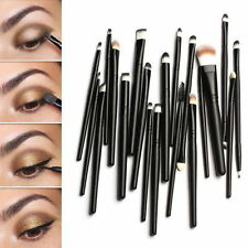 20Pcs Makeup Set Powder Foundation Eyeshadow Eyeliner Lip Cosmetic Brushes Hot R