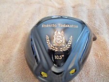 Roketto Tadakatsu Nonconforming ILLegal Hicor Golf Driver pick your Matrix Shaft