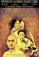 CROUCHING TIGER, HIDDEN DRAGON (DVD-LIKE NEW-SPECIAL EDITION-WIDESCREEN)