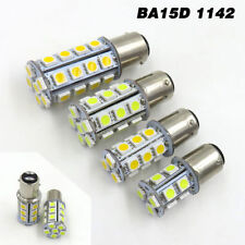 1-10pcs BA15D 1142 1178 AC/DC12V White/Warm 2W-5W 5050 SMD LED Light Bulb Lamp