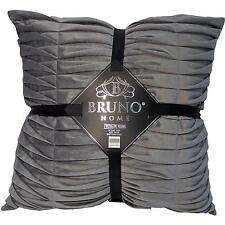 Bruno Home Decor 2pk Plush Decorative Pillows