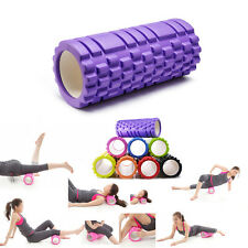 Trigger Point Foam Roller Muscle Tissue Massage Fitness Gym Yoga Pilates NEWEST