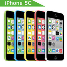 Apple iPhone 5C 8GB /16GB /32GB GSM UNLOCKED AT&T T-MOBILE Smartphone