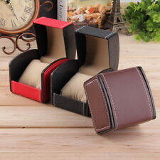 Luxury Watch Box Display Case Gift Box For Watch Jewelry Leather Watch Box SO