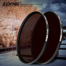 720NM + 950NM ZOMEI Infrared X-RAY IR Filters 37/46/49/52/55/58/62/67/72/77/82mm