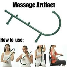 Sale Thera Cane Massager Body Muscle Deep-Pressure Therapeutic Massager Green CS