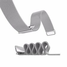 UK Milanese Magnetic Loop Stainless Steel Watch Strap Bands For Apple Watch 42mm
