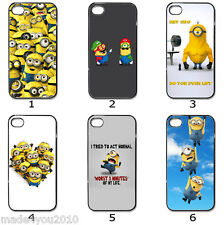 HD Minions Phone COVER Case collection