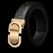 Men's Genuine Leather Belt Designer Belts Magic Coming Dress Waist Strap belt