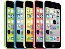 "Apple iPhone 5C 16GB/32GB 4G 8MP GPS WIFI 4.0"" Unlocked GSM SMARTPHONE W/Gift"