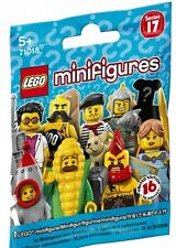 LEGO SERIES 17 MINIFIGURES 71018 - CHOOSE YOUR LEGO MINI FIGURE