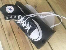 Converse Mens & Womens All Stars sizes 8-11 UK 4 colours  Hi & Lo