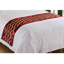 Newest Bed Runner Graceful Bed End Cloth Cover Business Hotel Table Sofa Decor