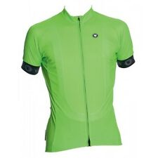 Vermarc Tinto Short Sleeve Cycling Jersey Red-Greem S-XL-XXL RRP £67.99