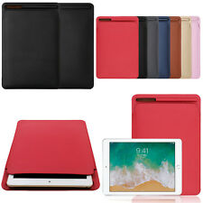 """PU Leather Sleeve Case Cover Pouch Skin for Apple Pencil & iPad Pro 10.5"""" 9.7"""""""