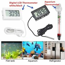 NEW LCD Digital Thermometer for Fridge/Freezer/Aquarium/FISH TANK Temperature SV