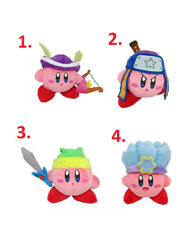 NEW Official Authentic Nintendo Cute Sanei Kirby's Dream Land Plush Doll Toy