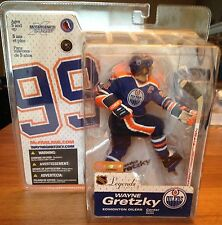 McFarlane NHL Legends Series 2 Wayne Gretzky Edmonton Oilers-Sealed Pkg!