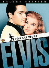 Viva Las Vegas (DVD, 2007, Deluxe Edition) SEALED
