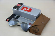 Ray Ban Aviator Sunglasses RB3025 Medium (58mm) Many Different lens/frame colors
