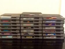 LOT of Nintendo Nes Games. Pick your title. In Good Condition & with Covers!
