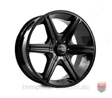 Toyota Landcruiser 80 series - 22x9.5 Incubus 842 GB Package w/ Achilles 285/35R
