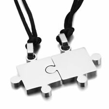 Stainless Steel Four Colors Solid Pattern Metal Material Stylish Pendant For Uni