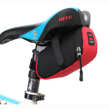 Outdoor Bicycle Rear Tail Seat Saddle Storage Pouch Pannier Bike Rear Seat Bag