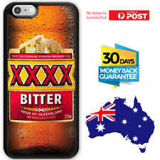 TPU Rubber Shockproof Bumper Case Cover Beer Men Bottle XXXX Bitter Collection