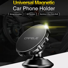 Car Holder Mount Phone Magnetic Gps Universal Cell Mobile Stand Iphone Dash 360°