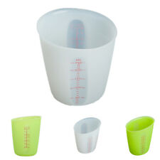 Kitchen Tool Silicone Measuring Cup Mix Stir Pinch&Pour Baking Measurement