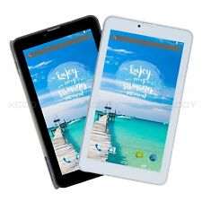7'' Inch Google Android 4.4 Dual Core 8GB Tablet PC Dual SIM 3G Unlocked Phablet