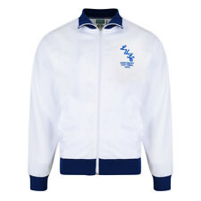 Official Retro Leeds United 1972 FA Cup Final Track Retro Jacket 100% POLYESTER