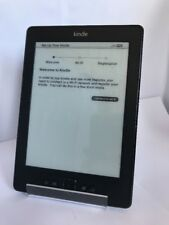 "Amazon Kindle D01100 Wi-Fi 6"" E Ink Display 2GB Black/Grey"
