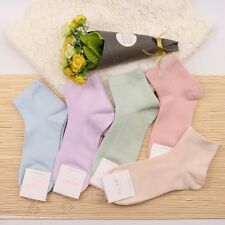 5 10 Pairs Womens Cotton Thin Mesh No Show Loafer Boat Low Cut Soft Casual Socks