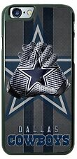 Custom DALLAS Cowboys NFL Football Gloves phone case cover for iPhone Samsung LG